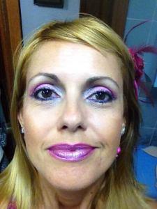 make de Carnaval Pink 13